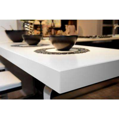 4 in. x 4 in. Ultra Compact Surface Countertop Sample in Zenith