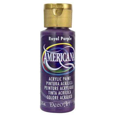 Americana 2 oz. Royal Purple Acrylic Paint
