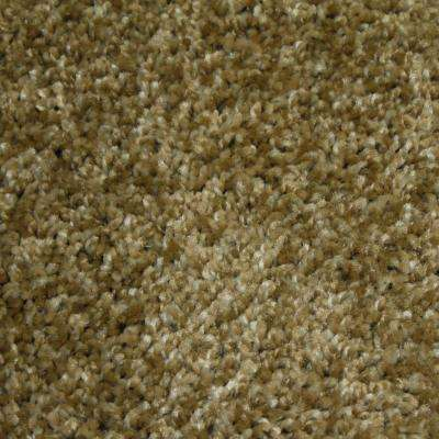Carpet Sample - Stonewall I - Color Upscale Texture 8 in. x 8 in.