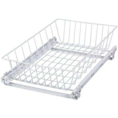 5.19 in. x 12.13 in. x 18.75 in. Multi-Use Basket