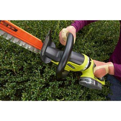 ONE+ 22 in. 18-Volt Lithium-Ion Cordless Hedge Trimmer - Battery and Charger Not Included