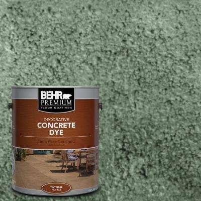 #CD-820 Green Foliage Concrete Dye