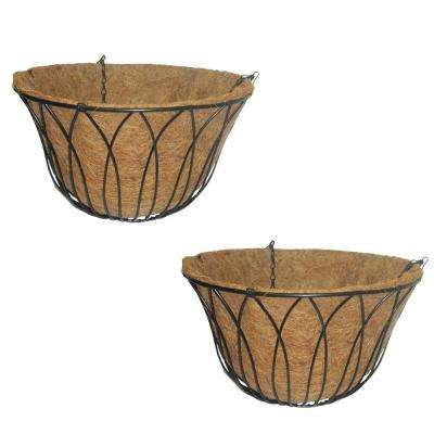 16 in. Petal Basket (2-Pack)-DISCONTINUED