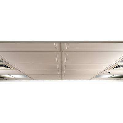 Wall Design 2 ft. x 4 ft. Signature Suspended Grid Panel Ceiling Tile (32 sq. ft. / case)
