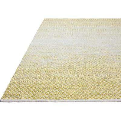 Aurora - Gold (3' x 5') - Cotton