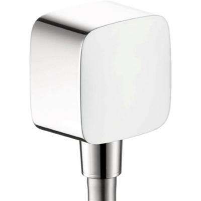 PuraVida Wall Outlet in Chrome