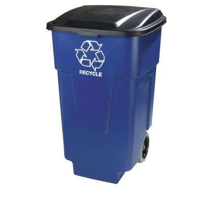 home depot recycling polyethylene recycling bins trash amp recycling the 30625