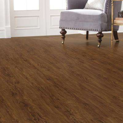 Cider Oak 7.5 in. x 47.6 in. Luxury Vinyl Plank Flooring (24.74 sq. ft. / case)