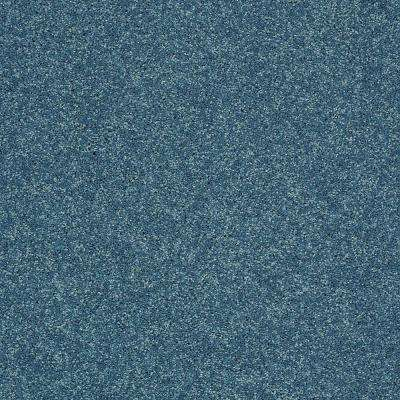 Carpet Sample - Slingshot II - In Color Forget Me Not 8 in. x 8 in.