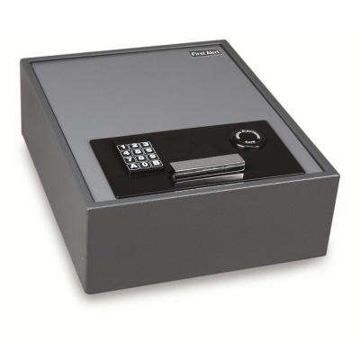 0.67 cu. ft. Capacity Steel Construction Drawer Safe
