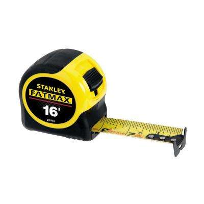 16 ft. Tape Measure