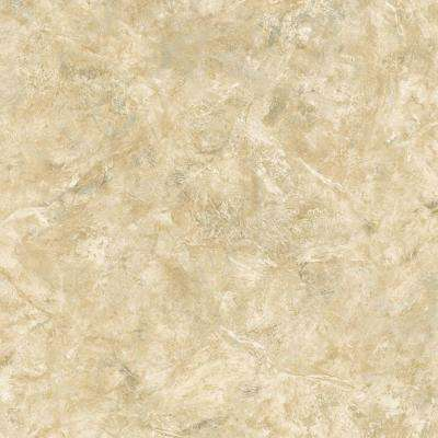 8 in. x 10 in. Neutral Marble Wallpaper Sample