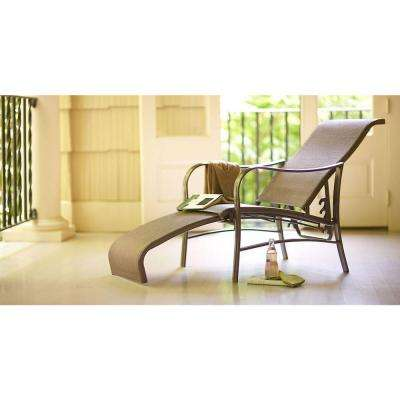 Grand Bank Patio Reclining Lounge Chair
