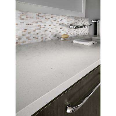 Palisandro Mini Brick 12 in. x 12 in. x 10 mm Polished Marble Mesh-Mounted Mosaic Tile (10 sq. ft./case)