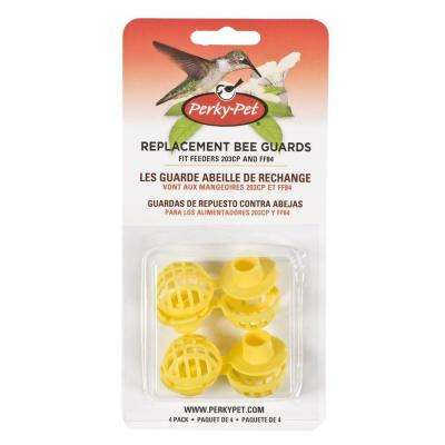Replacement Yellow Bee Guards