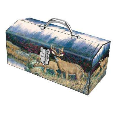 16 in. Middle of Nowhere Art Tool Box