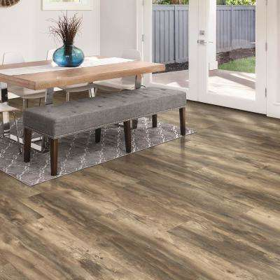 Outlast+Weathered Grey Wood 10 mm Thick x 7 1/2 in. Wide x 54 11/32 in. Length Laminate Flooring (1015.8 sq. ft./pallet)