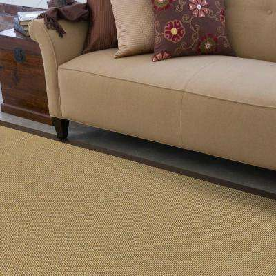 Border Town Chocolate 5 ft. x 8 ft. Area Rug