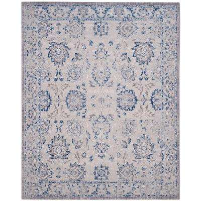 Artisan Silver 10 ft. x 14 ft. Area Rug