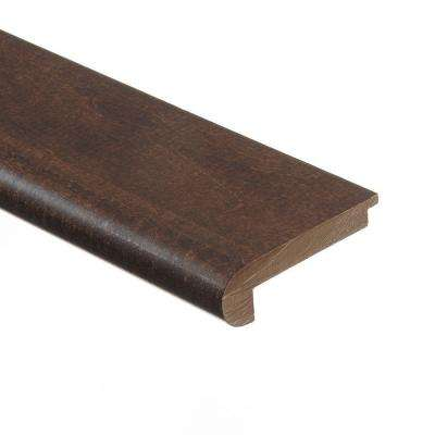 Maple Platinum 3/8 in. Thick x 2-3/4 in. Wide x 94 in. Length Hardwood Stair Nose Molding