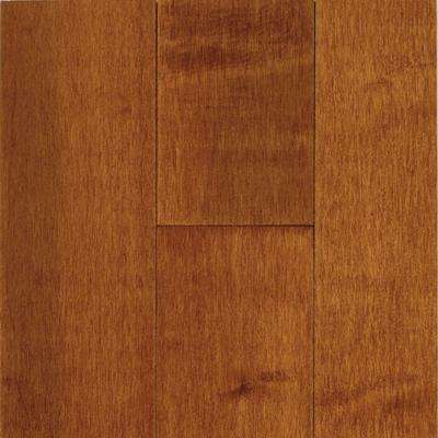 Natural Reflections Cinnamon Maple Solid Hardwood Flooring   5 In. X 7 In.  Take