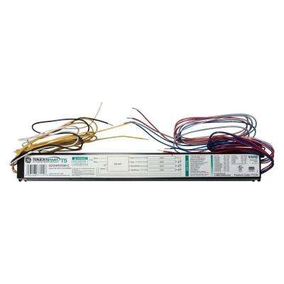 120 to 277-Volt Electronic Ballast for 54-Watt 4 to 1-Lamp T5 High Output Ultra-Start (Case of 10)