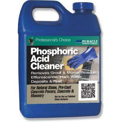 32 oz. Fast-Acting Phosphoric Acid Cleaner