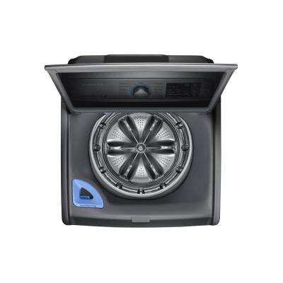 5.0 cu. ft. High-Efficiency Top Load Washer in Platinum, ENERGY STAR