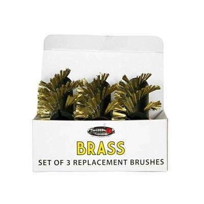 Brass Replacement Brush