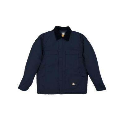 Men's Polyester and Cotton Twill Original Chore Coat