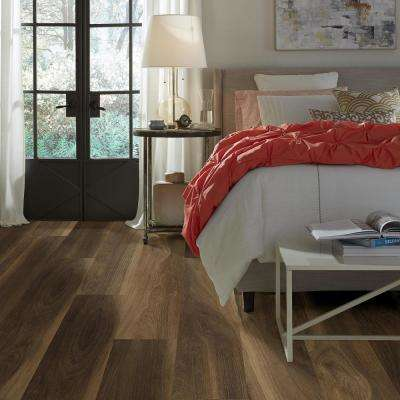 Manor Oak Click 9 in. x 59 in. Pueblo Resilient Vinyl Plank Flooring (21.79 sq. ft. / case)
