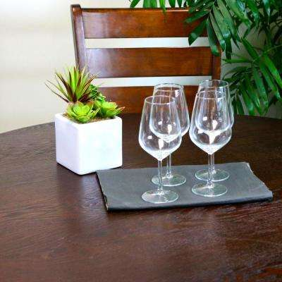Allegra 16.25 oz. Red Wine Glass Set (4-Pack)