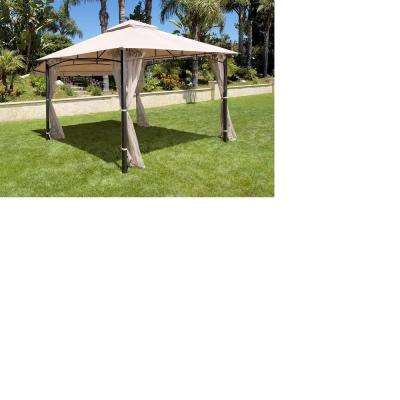 Santa Maria 13 ft. x 10 ft. Roof Style Canopy