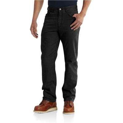Men's Cotton/Spandex Rugged Flex Rigby 5-Pocket Pant