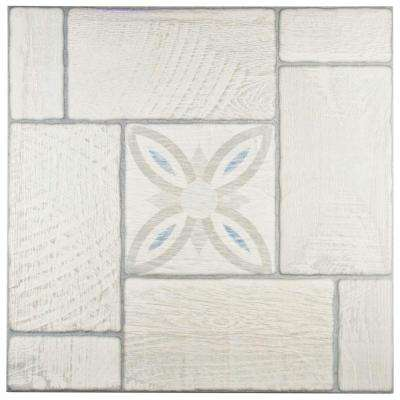 Okaido Nordico Decor 19-3/4 in. x 19-3/4 in. Ceramic Floor and Wall Tile (16.5 sq. ft. / case)