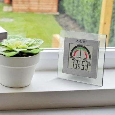 Comfort Meter with Temp and Humidity