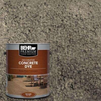 #CD-835 Carob Concrete Dye