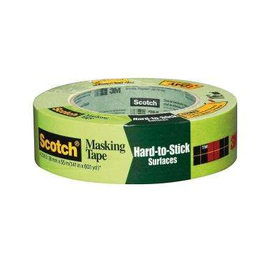 1.41 in. x 60.1 yds. Masking Tape for Hard-to-Stick Surfaces (Case of 24)