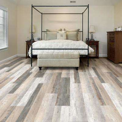 Raven Forest Oak Multi-Width x 47.6 in. Luxury Vinyl Plank Flooring (19.53 sq. ft. / case)