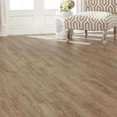 French Oak 7.5 in. x 47.6 in. Luxury Vinyl Plank Flooring (24.74 sq. ft. / case)