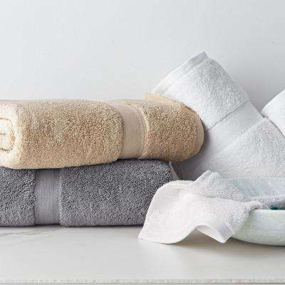 Cotton Cashmere Wash Cloth (Set of 2)