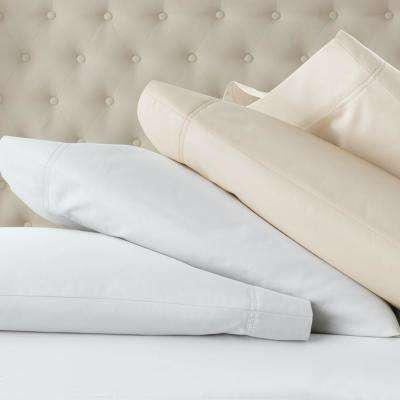 Legends 800-Thread Count Egyptian Cotton Pillowcase (Set of 2)