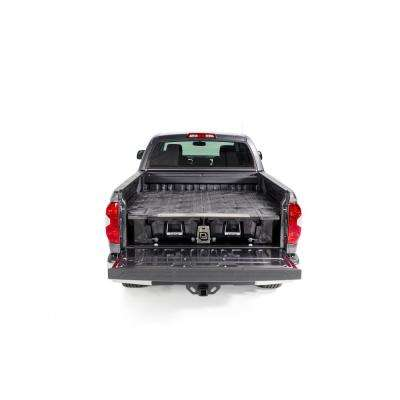 6 ft. 7 in. Bed Length Pick Up Truck Storage System for Toyota Tundra (2007 - Current)