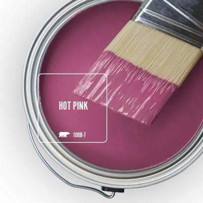 100B-7 Hot Pink Paint