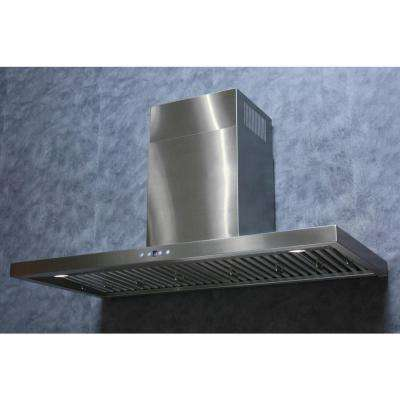 42 in. Range Hood in Stainless Steel