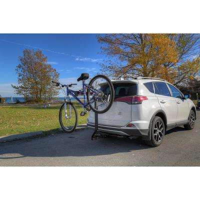300 lbs. 4-Bike Hitch Mounted Bike Rack