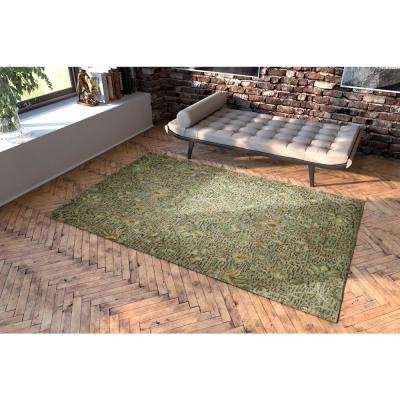 Chancellor Taupe 10 ft. x 14 ft. Area Rug