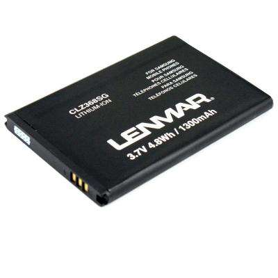 Lithium Ion 1300mAh/3.7-Volt Mobile Phone Replacement Battery