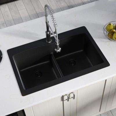 Low Divide - Drop-in Kitchen Sinks - Kitchen Sinks - The Home Depot