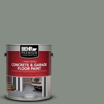 1-Gal. #PFC-43 Peaceful Glade 1-Part Epoxy Concrete and Garage Floor Paint